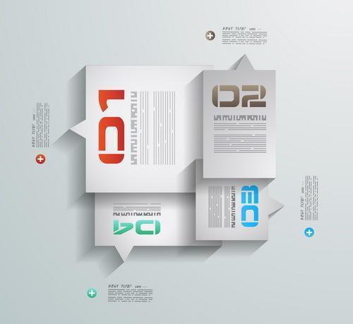 Tag Modello di progettazione infografica