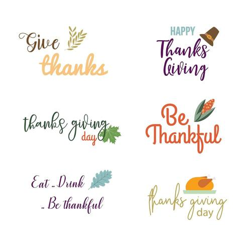 Thanksgiving quotes collectie