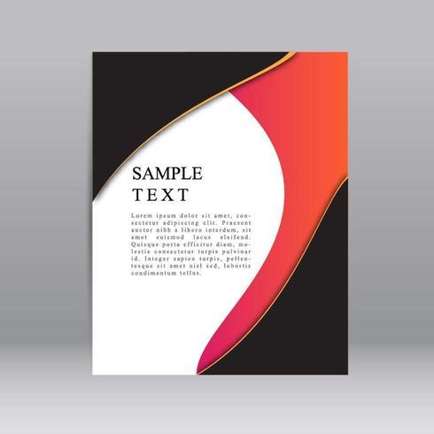Modèle de page simple à imprimer
