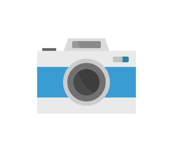Icono de cámara vintage