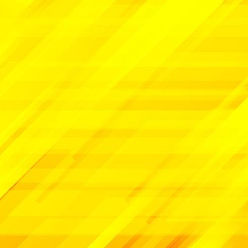 Priorità bassa gialla diagonale a strisce astratta vettore