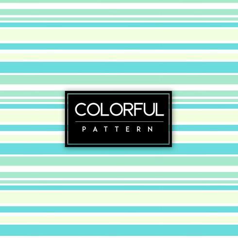 Strisce colorate senza cuciture vettore