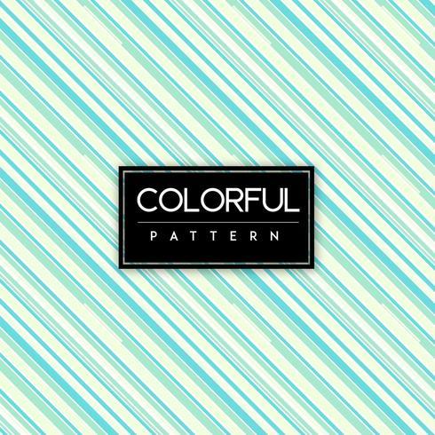 Sömlös modellbakgrund för färgrika ränder
