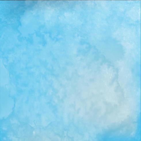 Blå akvarellbakgrund