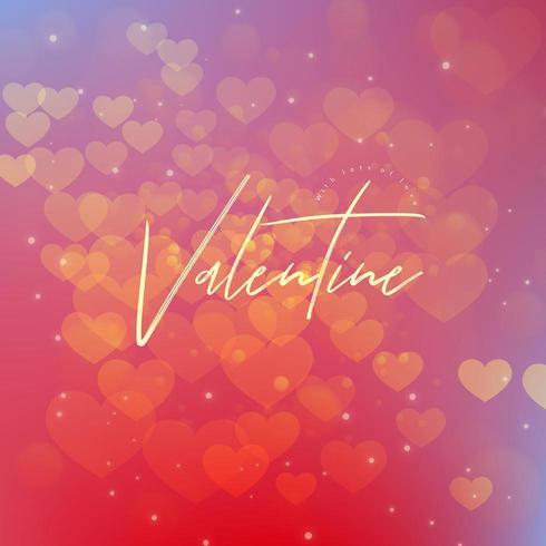 Valentine Gradient bakgrund