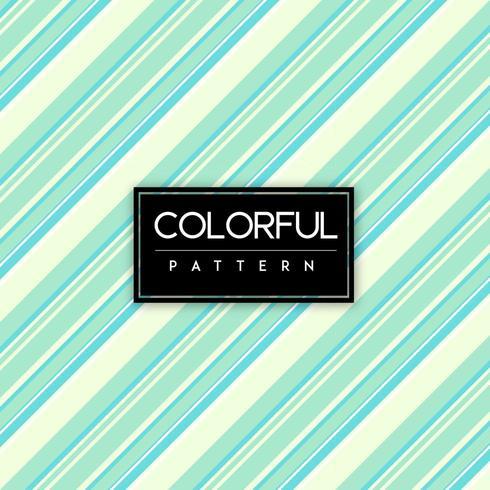 Rayures colorées sans soudure de fond vecteur