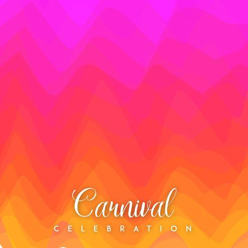 Sfondo colorato celebrazione