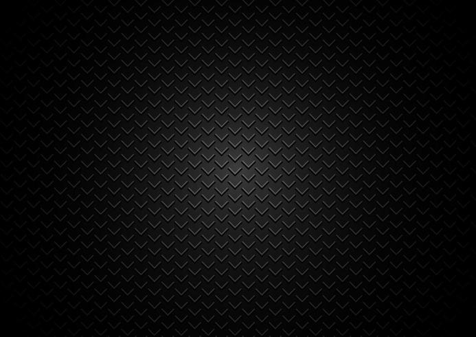 Abstract metal template grill triangles pattern vector