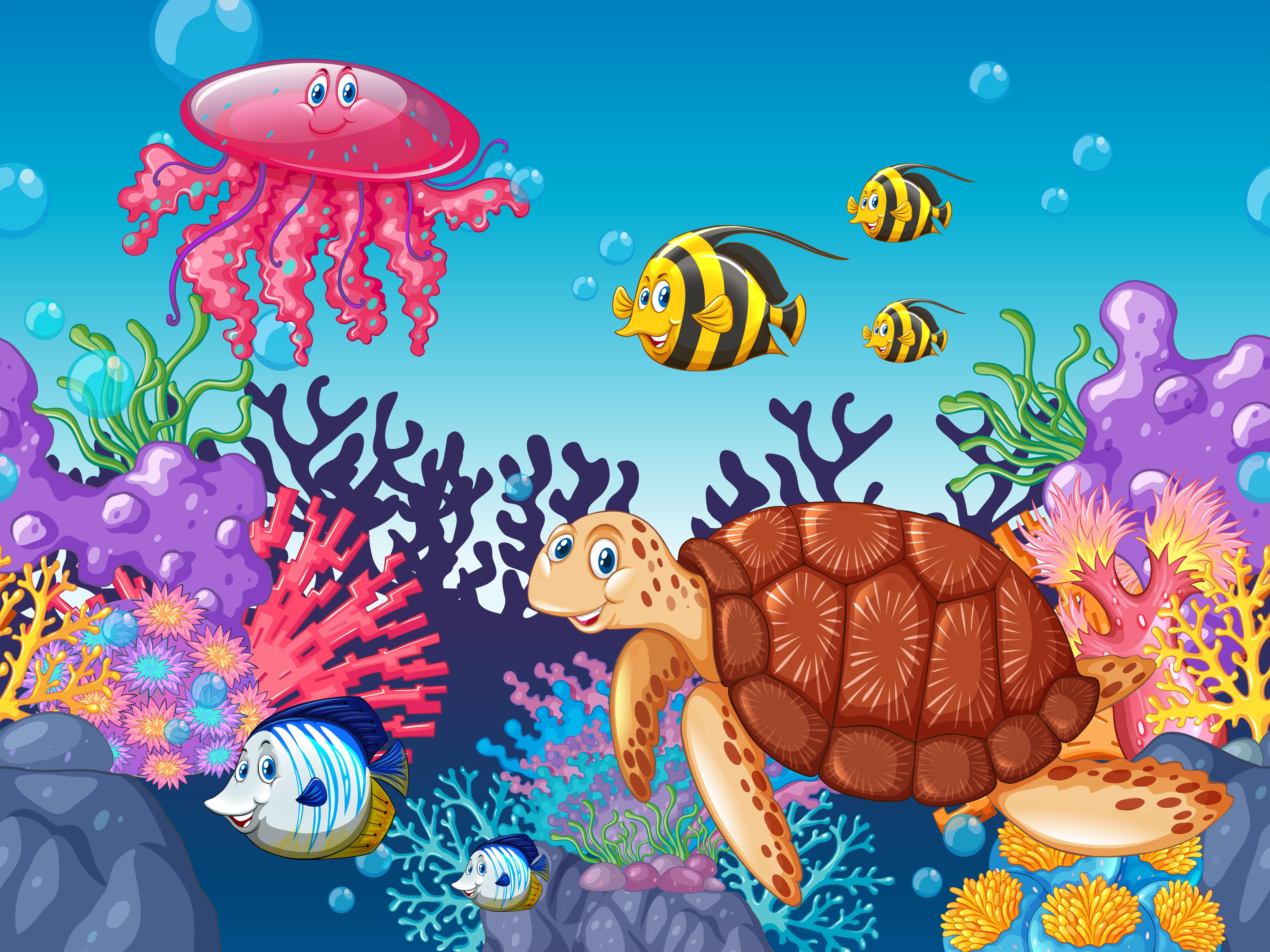 海龜卡通 免費下載   天天瘋後製