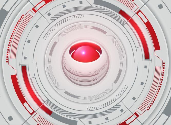 Fondo de pantalla futurista abstracto