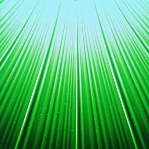 Bottom-up weergave gras naar blauwe hemel