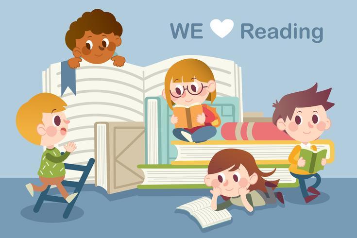 Nos encanta leer