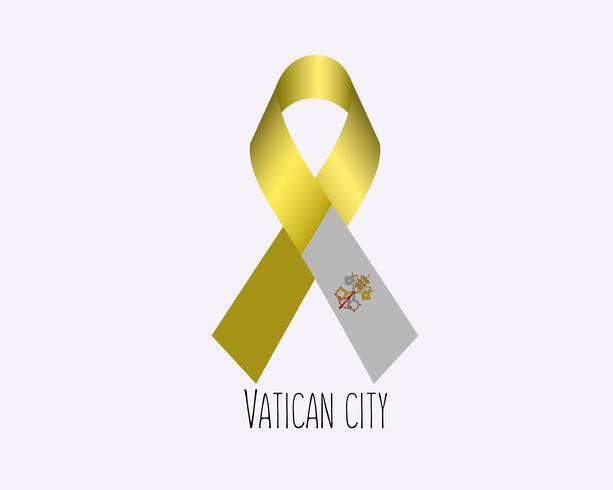 Città del Vaticano in lutto