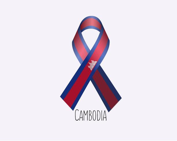 Luto Camboya vector
