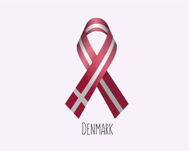 Nastro in lutto per la Danimarca