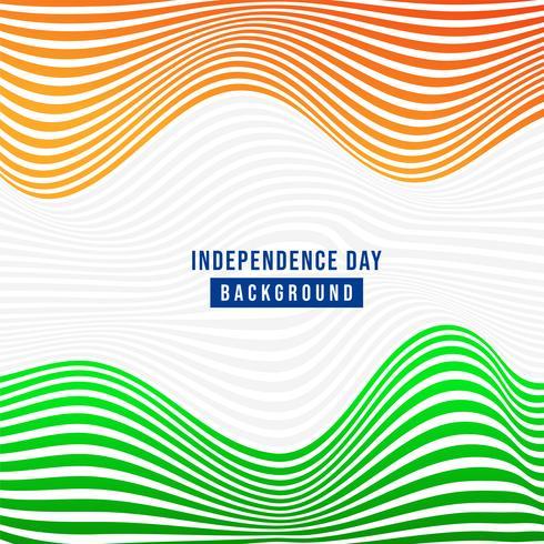 Resumo agradável, banner ou cartaz para 15 de agosto, dia da independência da Índia