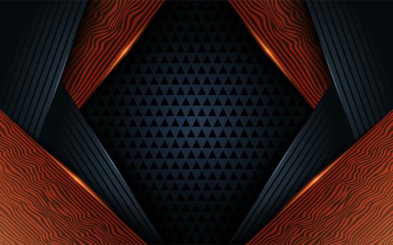 design de fundo abstrato madeira preto escuro