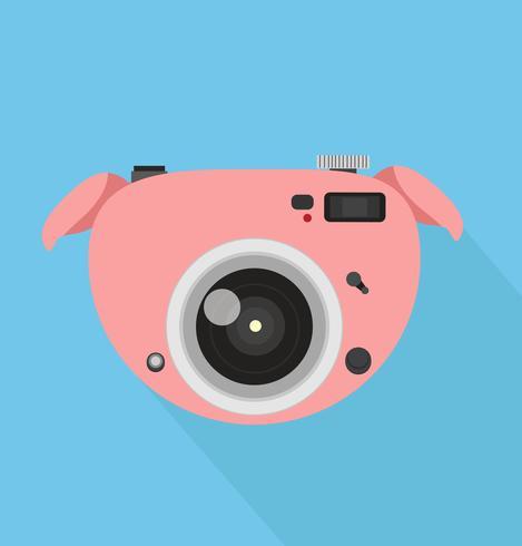 Kamera Schwein