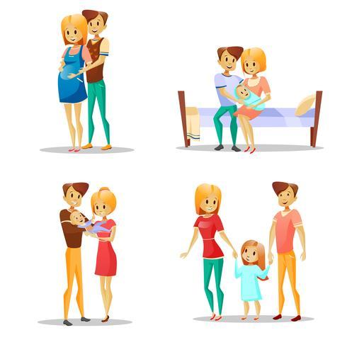 Evolução dos pais