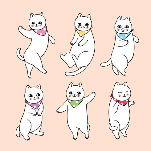 Katzentanzen