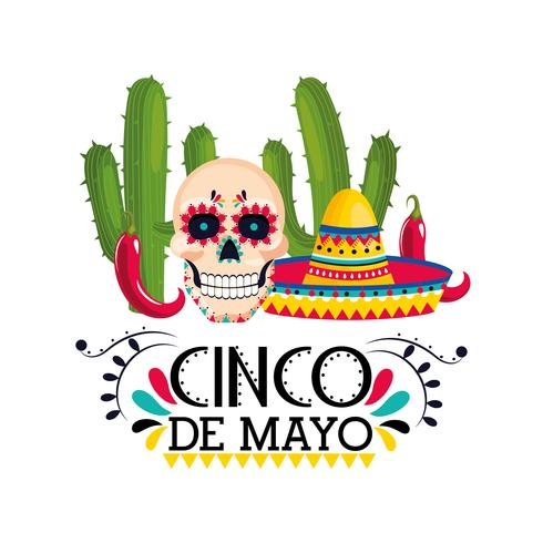 Cinco De Mayo Celebration Poster