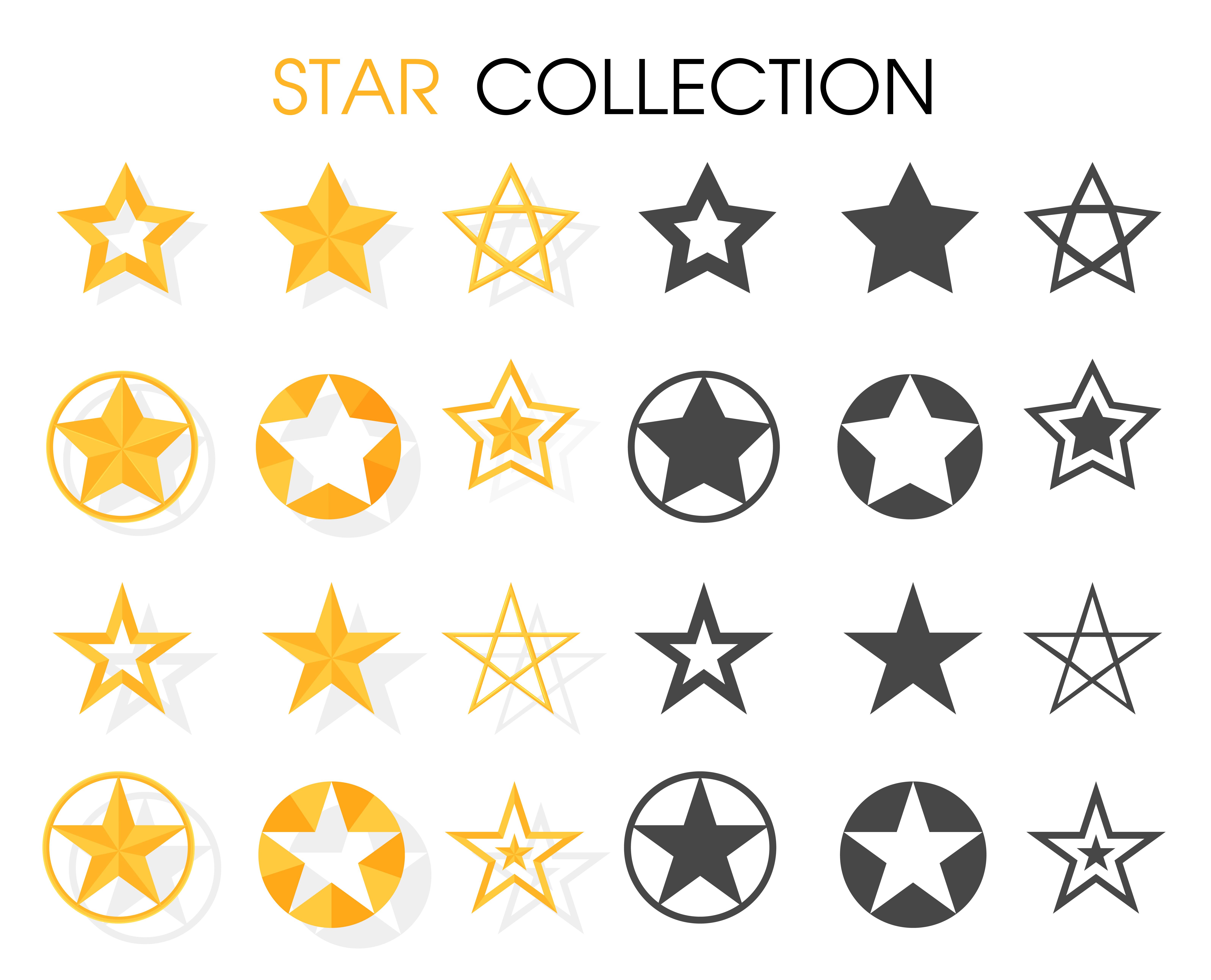 星星icon