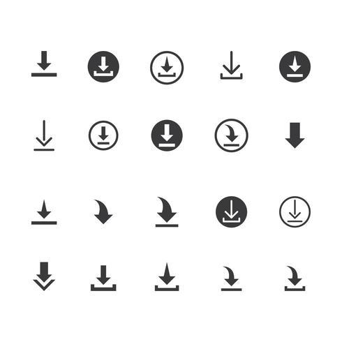 Downloaden Sie Symbol Vektor