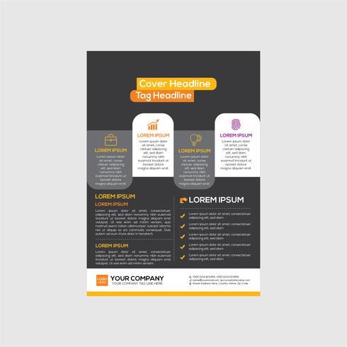 Corporate Business Branding Flyer Design