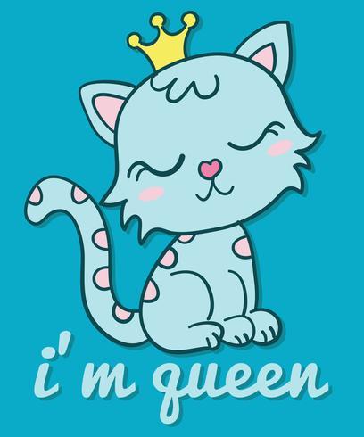 I'm Queen Cat