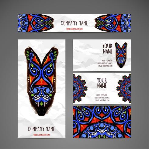 Stationery Card Set