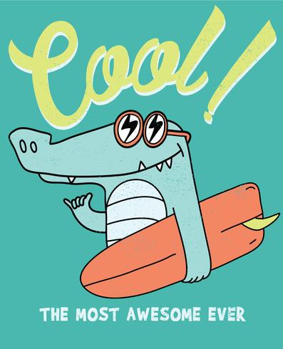 The Most Awesome Ever Crocodile
