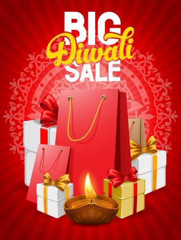 Affiche Big Diwali Sale