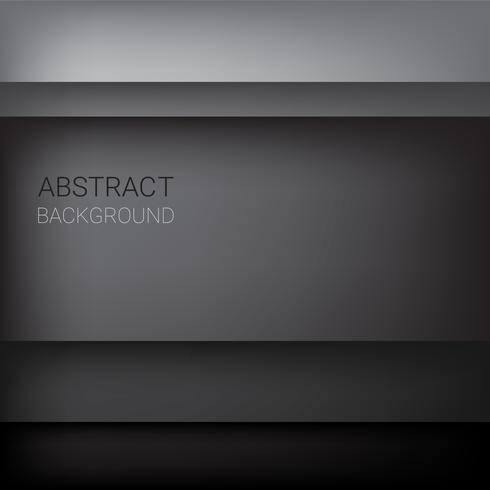 Abstract grey gradient paper effect background