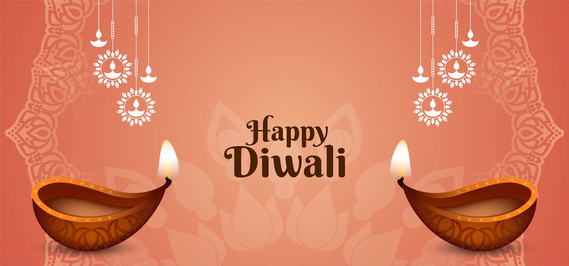 indian festival happy diwali greeting card  download free
