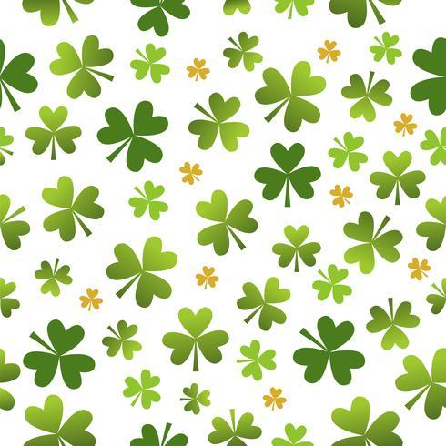 St Patricks Day naadloze patroon