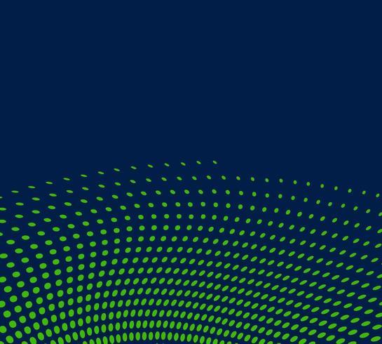 Abstraktes Halbton-Design vektor