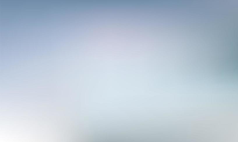 Telón de fondo azul borroso vector
