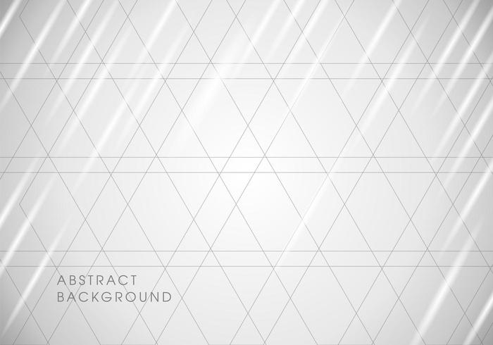 Fondo geométrico mínimo abstracto vector