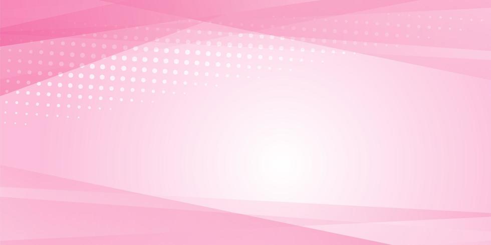 Telón de fondo rosa abstracto vector