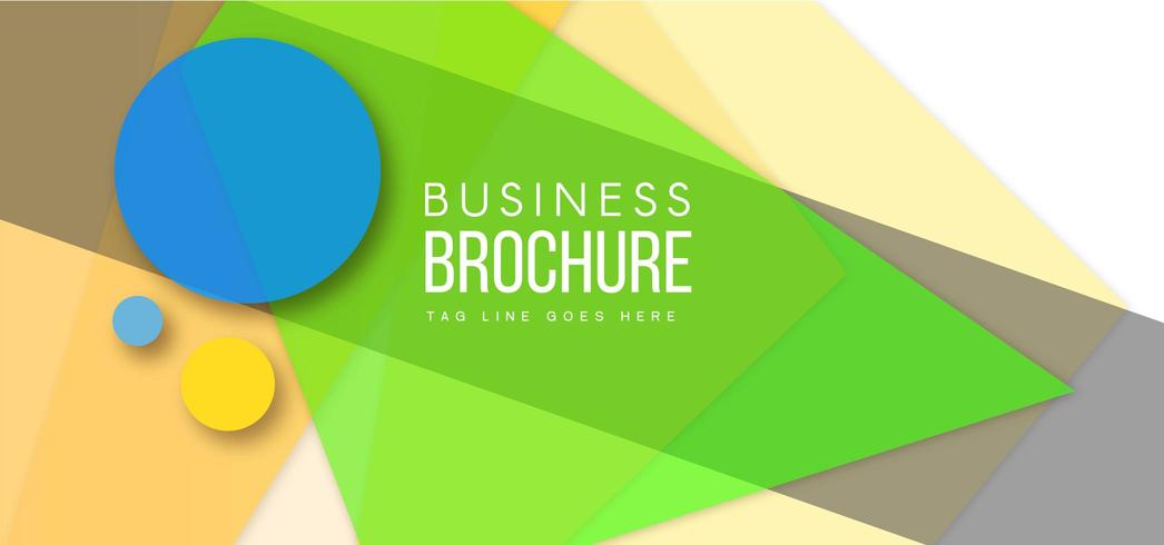 Abstract Business Flayer Background