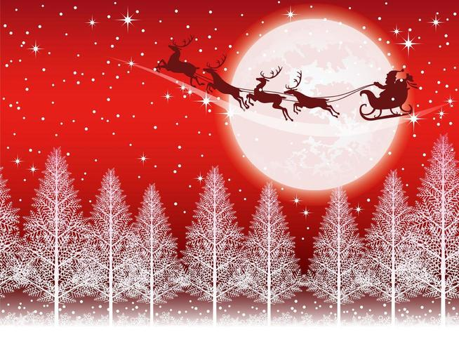 Fondo de Navidad perfecta