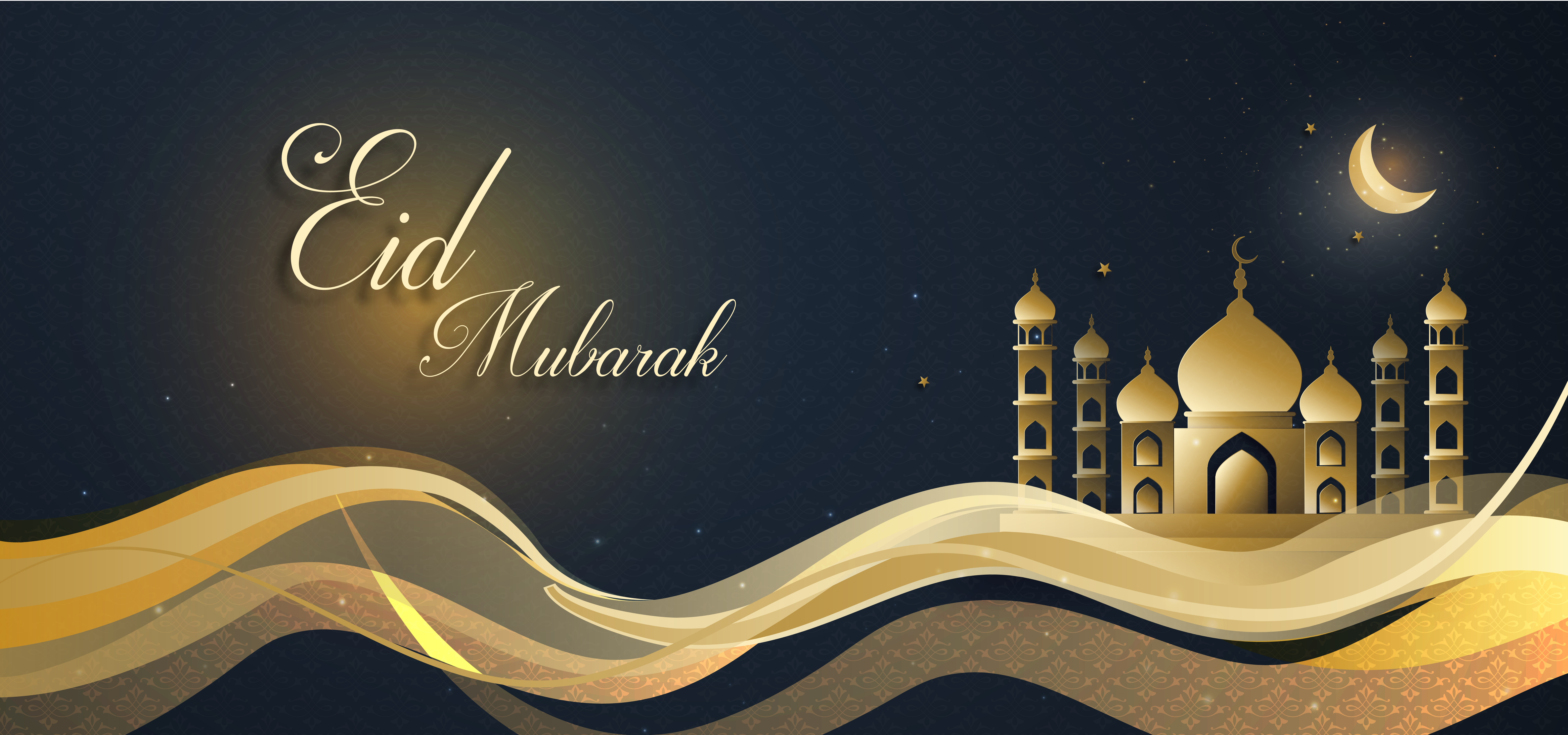 eid mubarak royal luxury banner background download free vectors clipart graphics vector art vecteezy