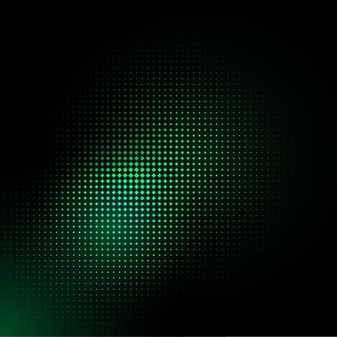 Grüner Halbton punktiert Hintergrund