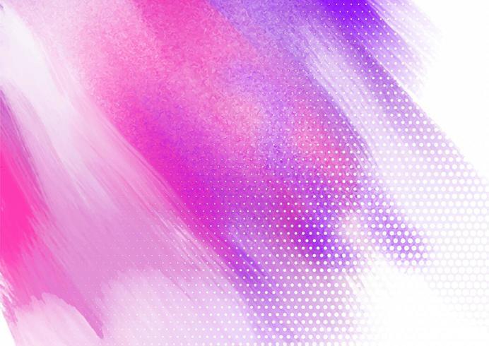 Textura de pontos de meio-tom em aquarela