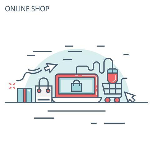 Online Shop Iconic Line