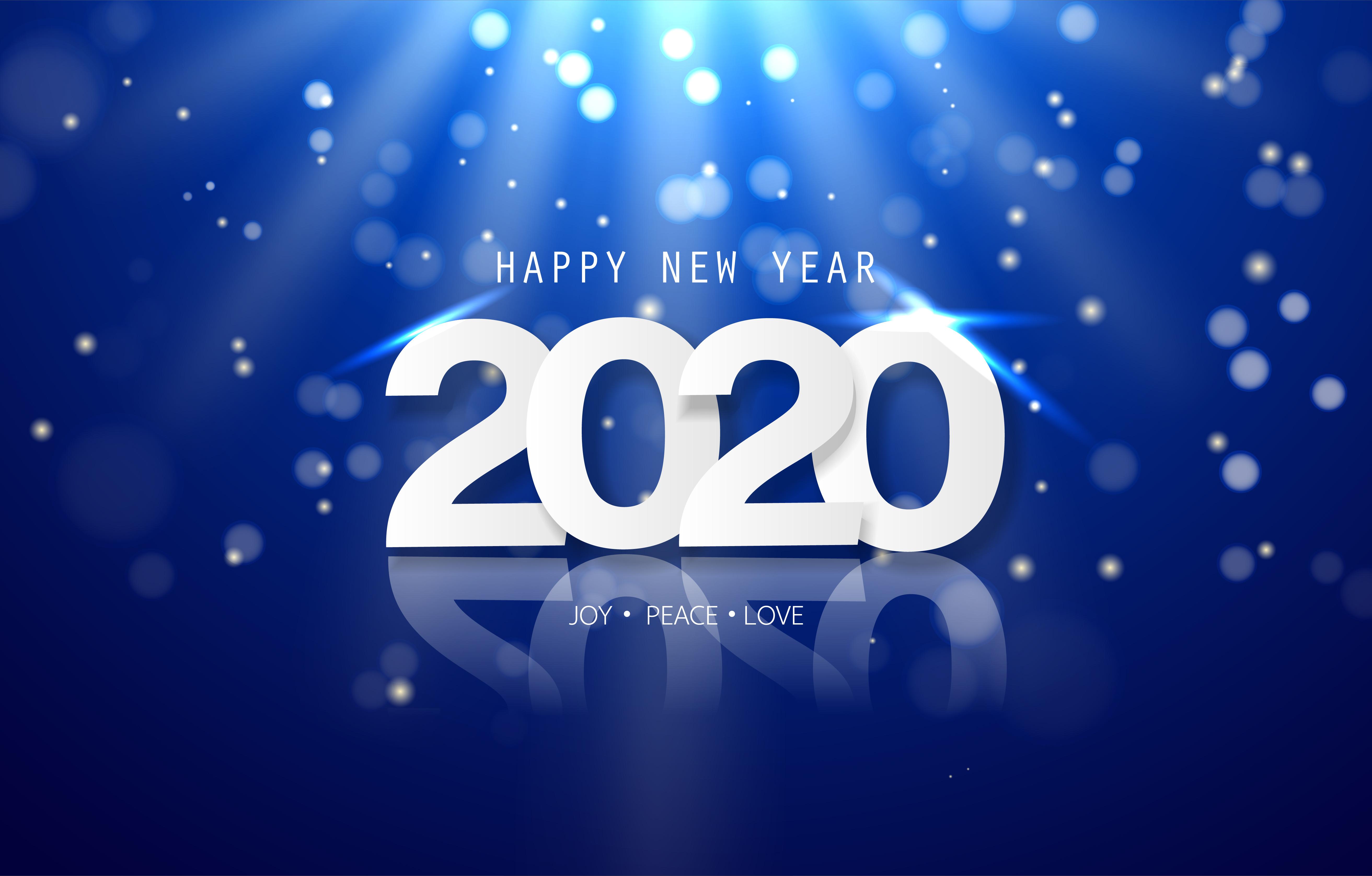 happy new year 2020 banner download free vectors clipart graphics vector art vecteezy