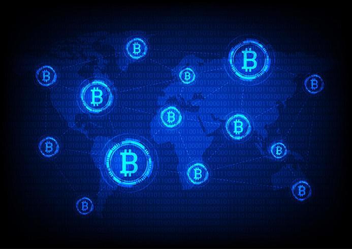 Bitcoin Globale Kommunikation