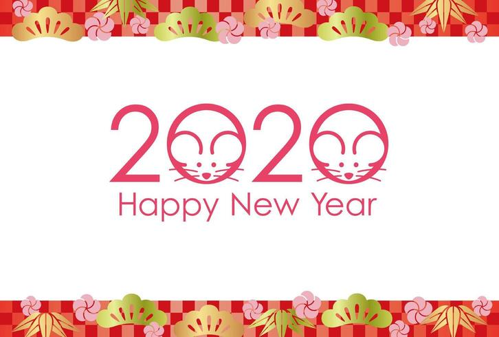 2020 - the Year of the Rat