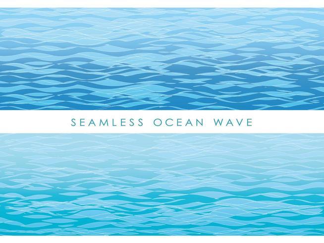 Insieme di modelli di onda senza soluzione di continuità.