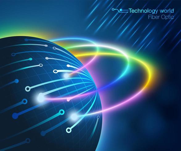 Fiber Optic Technology world